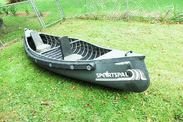 Castlecraft Sportspal Canoe Photo Gallery