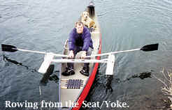 Rowing Package for Canoes